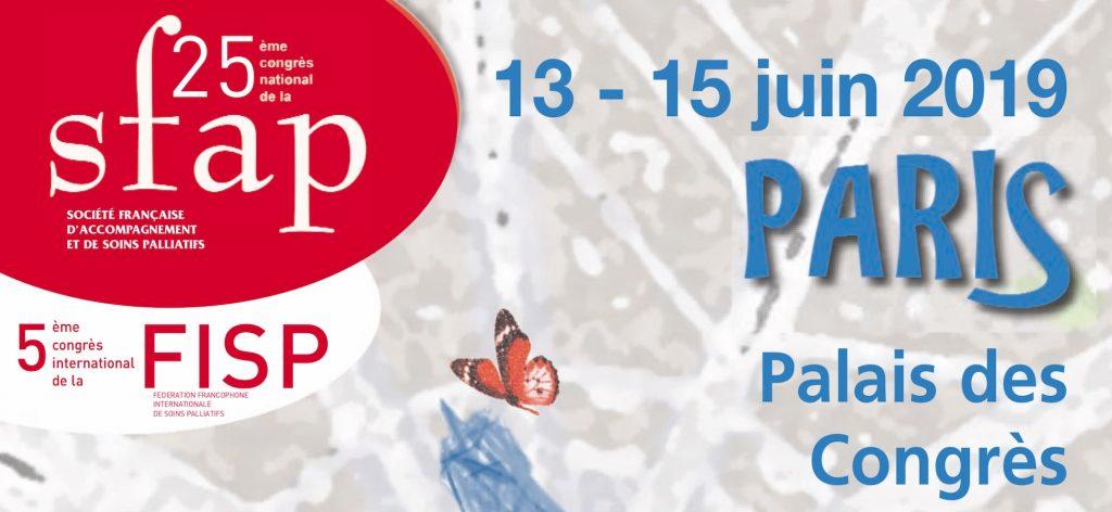 Congrès SFAP & FISP - 13 au 15 juin 2019