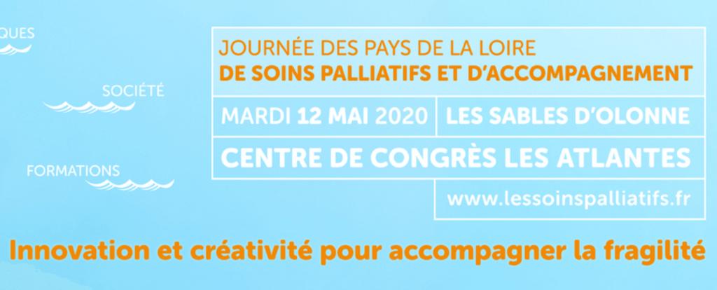Journée régionale de soins palliatifs des Pays de la Loire - 12 mai 2020